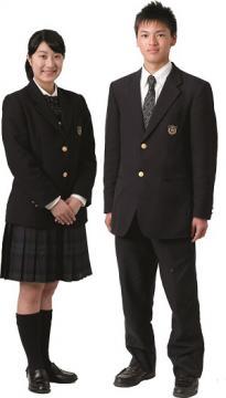 愛知みずほ大学瑞穂高等学校制服画像