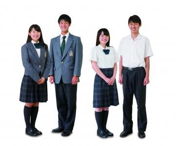 中部大学春日丘高等学校制服画像