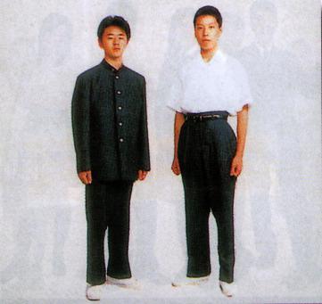 名古屋工業高等学校制服画像